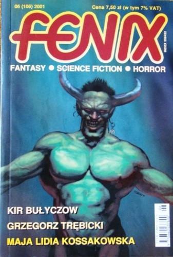 Okładka książki Fenix 2001 6(106)