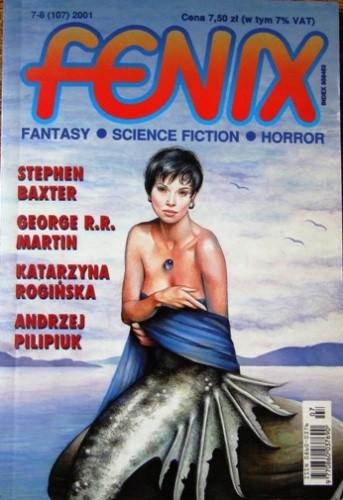 Okładka książki Fenix 2001 7/8(107)