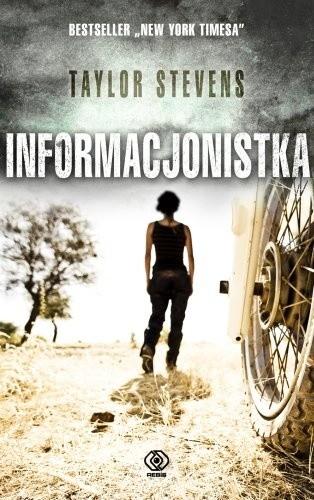 Okładka książki Informacjonistka