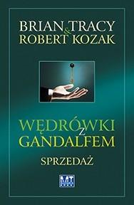 Okładka książki Wędrówki z Gandalfem. Sprzedaż