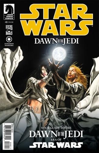Okładka książki Dawn of the Jedi 0