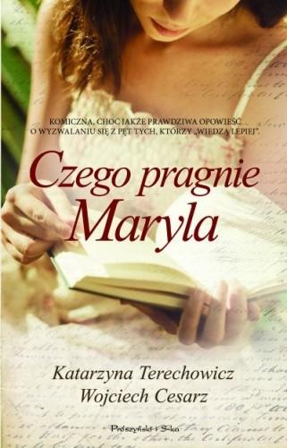 Okładka książki Czego pragnie Maryla