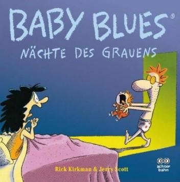 Okładka książki Baby Blues 2: Nächte des Grauens