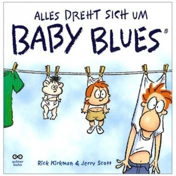 Okładka książki Alles dreht sich um Baby Blues