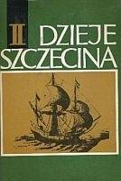 Okładka książki Dzieje Szczecina wiek X-1805