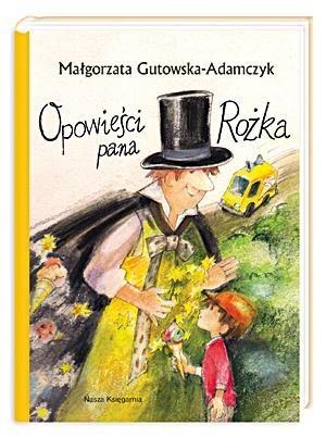 Okładka książki Opowieści pana Rożka