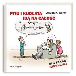Okładka książki Pitu i Kudłata idą na całość