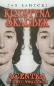 Okładka książki Krystyna Skarbek. Agentka o wielu twarzach