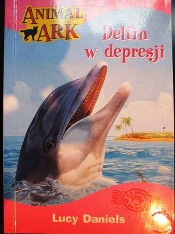 Okładka książki Delfin w depresji