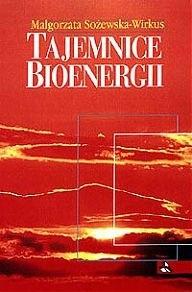 Okładka książki Tajemnice bioenergii