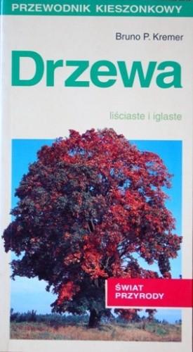 Okładka książki Drzewa. Liściaste i iglaste