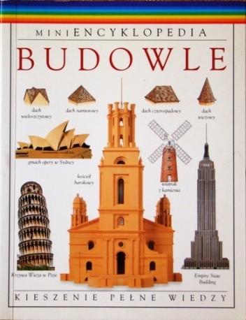 Okładka książki Budowle