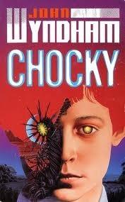 Okładka książki Chocky