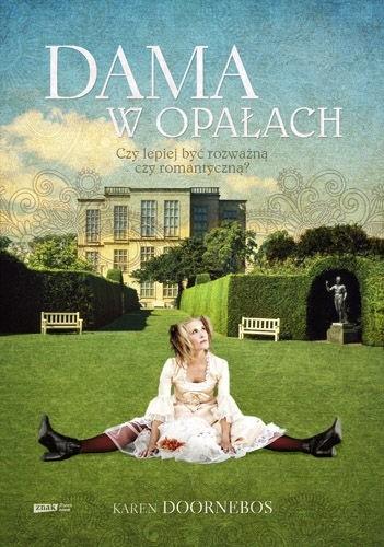 Okładka książki Dama w opałach