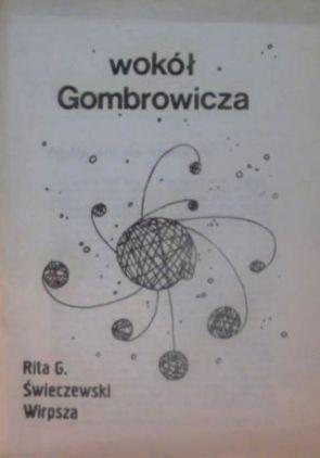 Okładka książki Wokół Gombrowicza