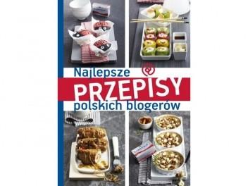 Okładka książki Najlepsze przepisy polskich blogerów