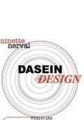 Okładka książki Dasein design