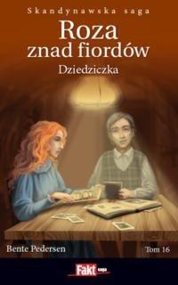 Okładka książki Dziedziczka