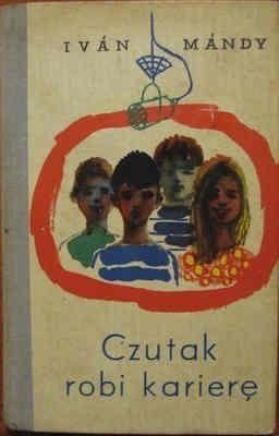 Okładka książki Czutak robi karierę