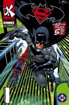 Okładka książki Superman/Batman #1