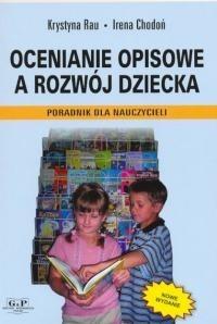 Okładka książki Ocenianie opisowe a rozwój dziecka