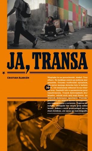 Okładka książki Ja, transa