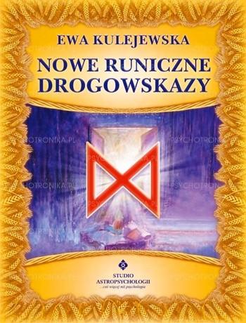 Okładka książki Nowe runiczne drogowskazy