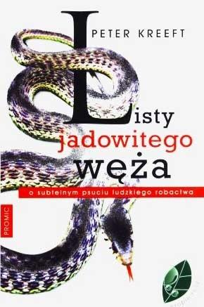 Okładka książki Listy jadowitego węża