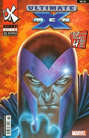 Okładka książki Ultimate X-Men #3