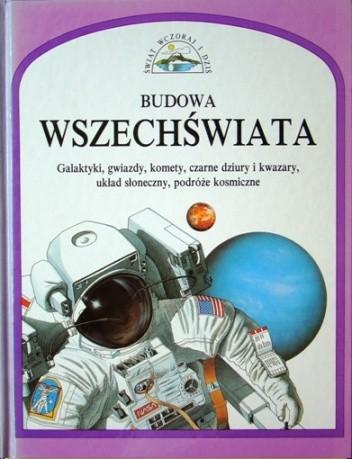 Okładka książki Budowa Wszechświata