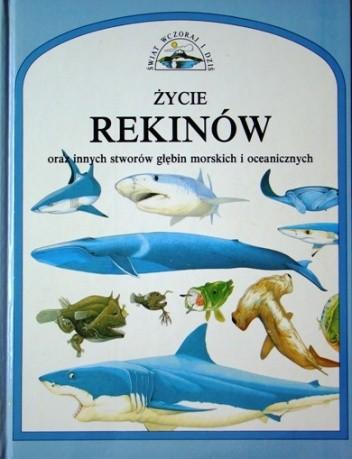 Okładka książki Życie rekinów