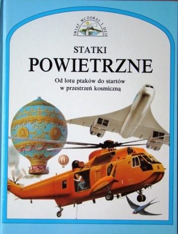 Okładka książki Statki powietrzne