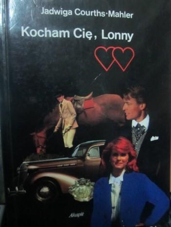 Okładka książki Kocham Cię, Lonny