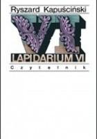 Lapidarium VI