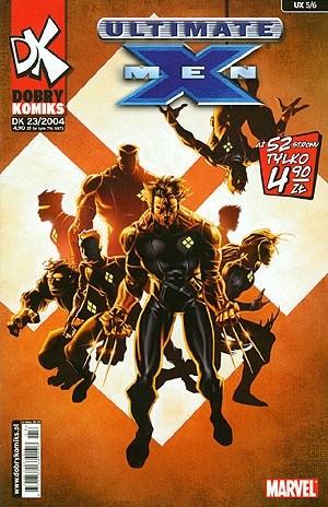 Okładka książki Ultimate X-Men #5