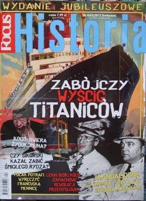 Okładka książki Focus Historia, nr 4 (62)/2012