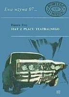 Okładka książki Fiat z placu Teatralnego