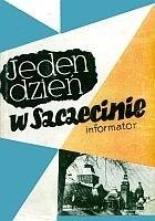 Okładka książki Jeden dzień w Szczecinie