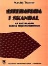Okładka książki Literatura i skandal. Na przykładzie okresu międzywojennego