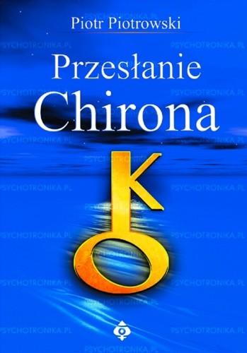 Okładka książki Przesłanie Chirona