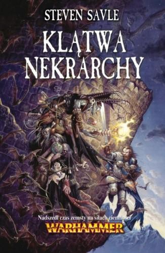 Okładka książki Klątwa Nekrarchy