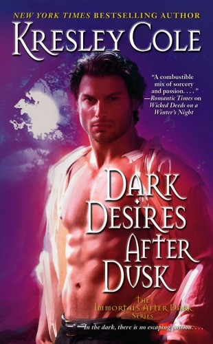 Okładka książki Dark Desires After Dusk