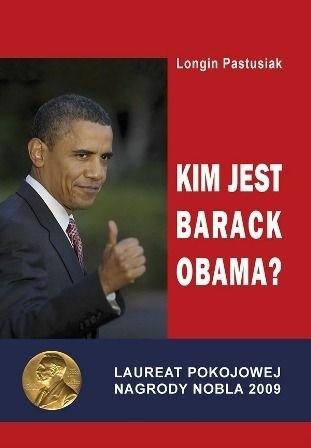 Okładka książki Kim jest Barack Obama?