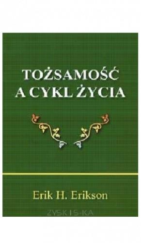 Okładka książki Tożsamość a cykl życia
