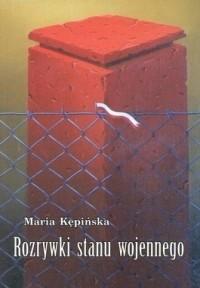Okładka książki Rozrywki stanu wojennego