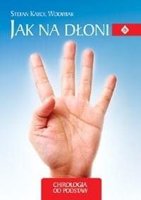 Okładka książki Jak na dłoni