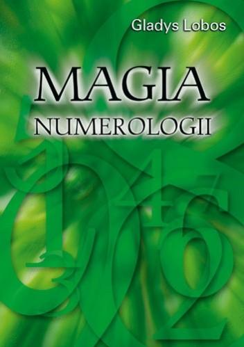 Okładka książki Magia numerologii