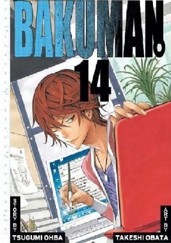Okładka książki Bakuman Volume 14