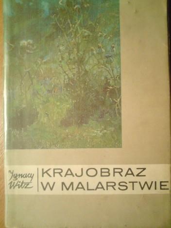 Okładka książki Krajobraz w malarstwie