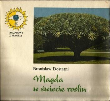 Okładka książki Magda w świecie roślin